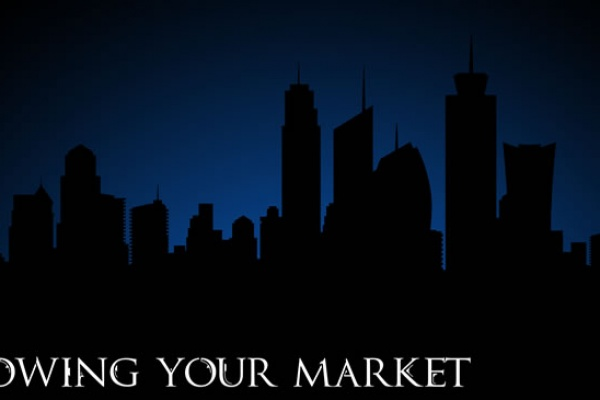 sihouette skyline knowing your market for search engine optimization
