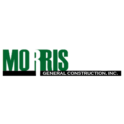 morris general construction logo