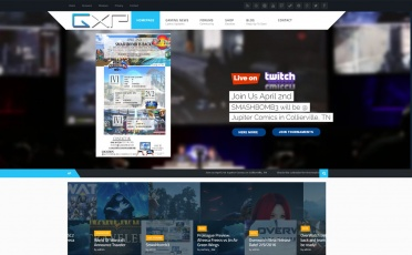 Main page for Gxp
