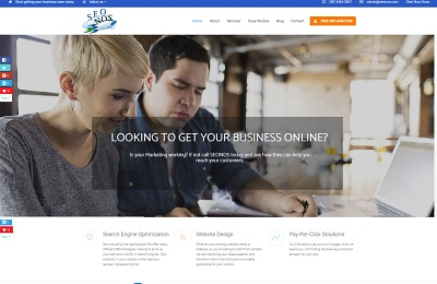 Homepage for SEO nos